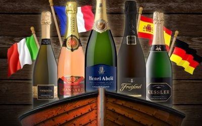 Wine Voyage – Sparkling Wines of the World