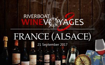 Riverboat Wine Voyages: France (Alsace)
