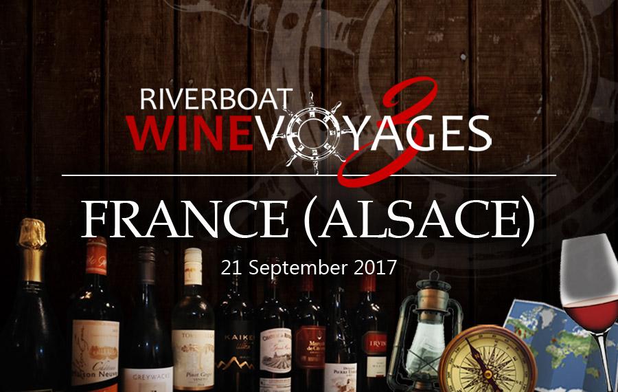 Riverboat Wine Voyages Alsace