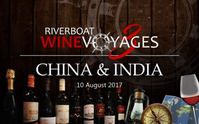 Riverboat Wine Voyages: China & India