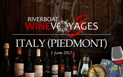 Riverboat Wine Voyages: Italy (Piedmont)