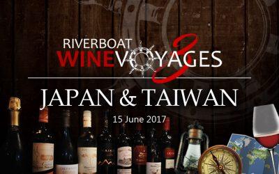 Riverboat Wine Voyages: Japan & Taiwan