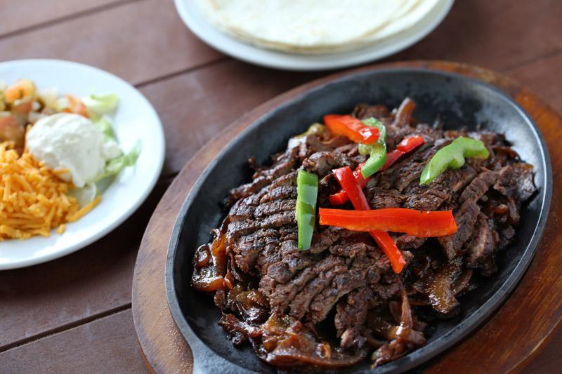 Fajitas-Beef