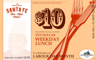 $10 Weekday Lunch Deals
