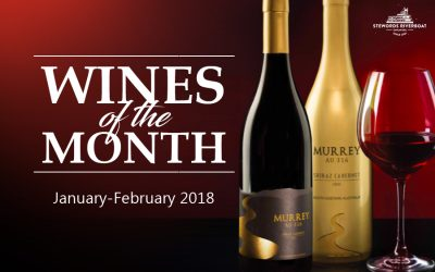 Wines of the Month (Jan-Feb 2018)