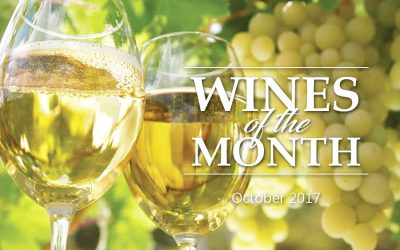 Wines of the Month (October 2017)