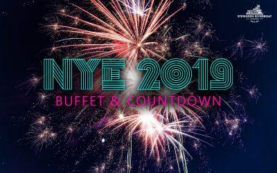 NYE 2019 Buffet & Countdown