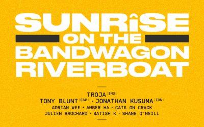 Sunrise on the Bandwagon Riverboat II