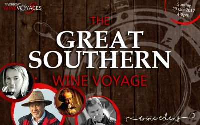The Great Southern Wine Voyage