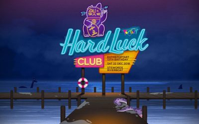 Hard Luck Club // 13 Years of Eatmepoptart (Partner Event)