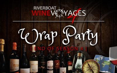 Riverboat Wine Voyages – Season 4 Wrap Party