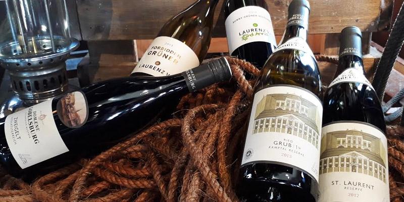 Riverboat Wine Voyages, Austria