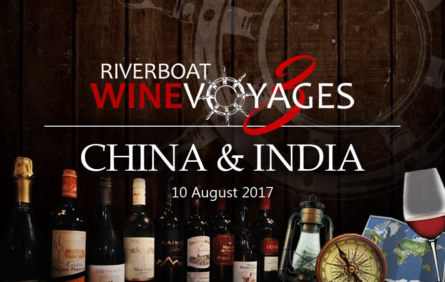 Riverboat Wine Voyages China India