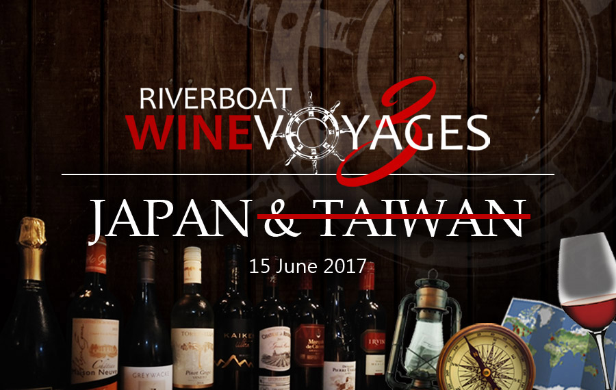 Riverboat Wine Voyages Japan
