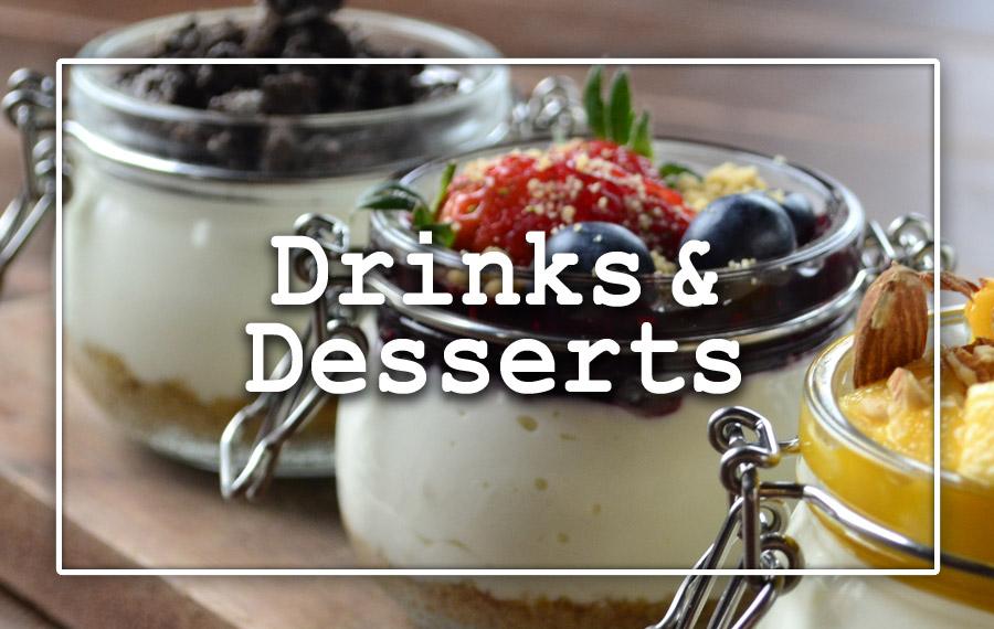 Santa Fe Drinks & Desserts