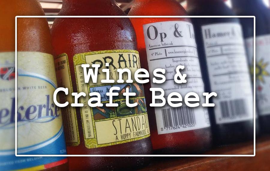 Riverboat Wines & Craft Beer