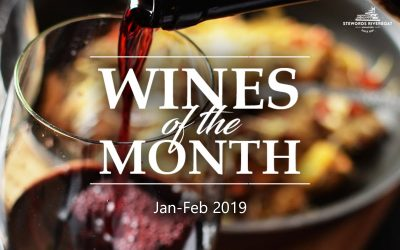 Wines of the Month (Jan-Feb 2019)